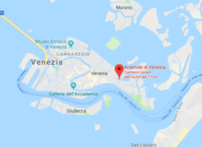 Arsenale di Venezia - Google Maps