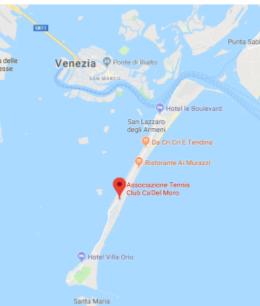 Associazione Tennis Club Ca'Del Moro - Google Maps